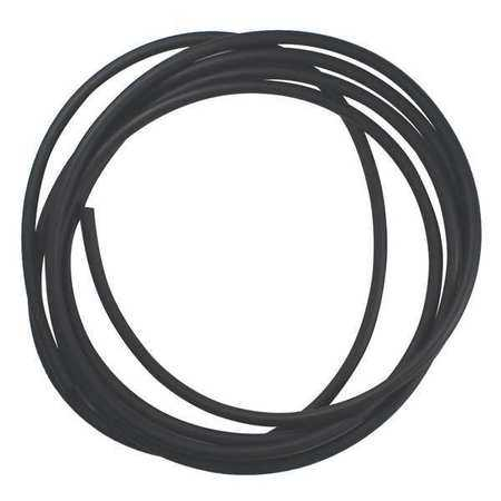 CSNEO-3/8-10 Rubber Cord, Neoprene, 3/8 In Dia, 10 Ft