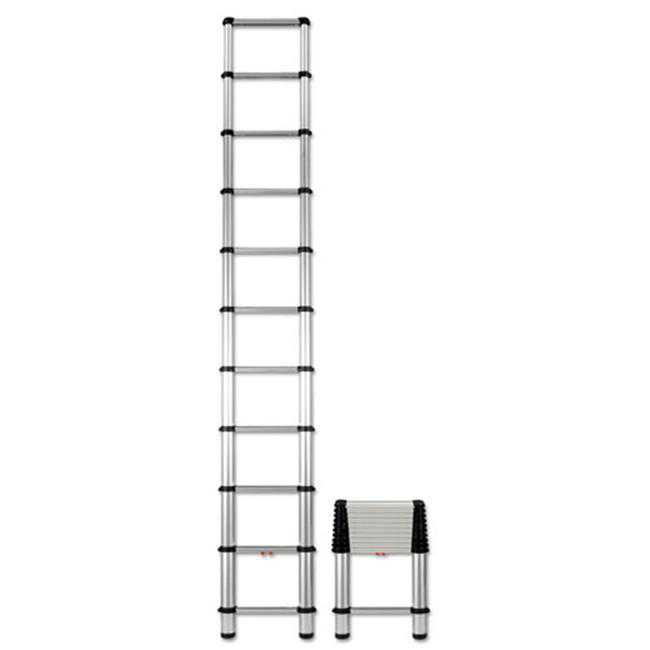 Tlp 1400E 14 ft. 250 lbs. Aluminum Telescopic Extension Ladder