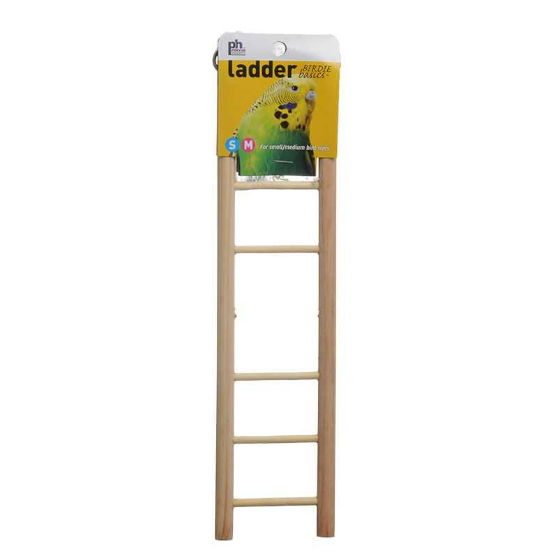 Prevue Birdie Basics Ladder 7 Rung Ladder - Pack of 3