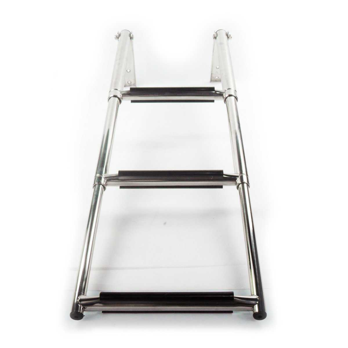 New 3-Steps Stainless Steel Boat Boarding Ladder Marine Boat Parts & Accessory, Model: 19616 By taifang LTD