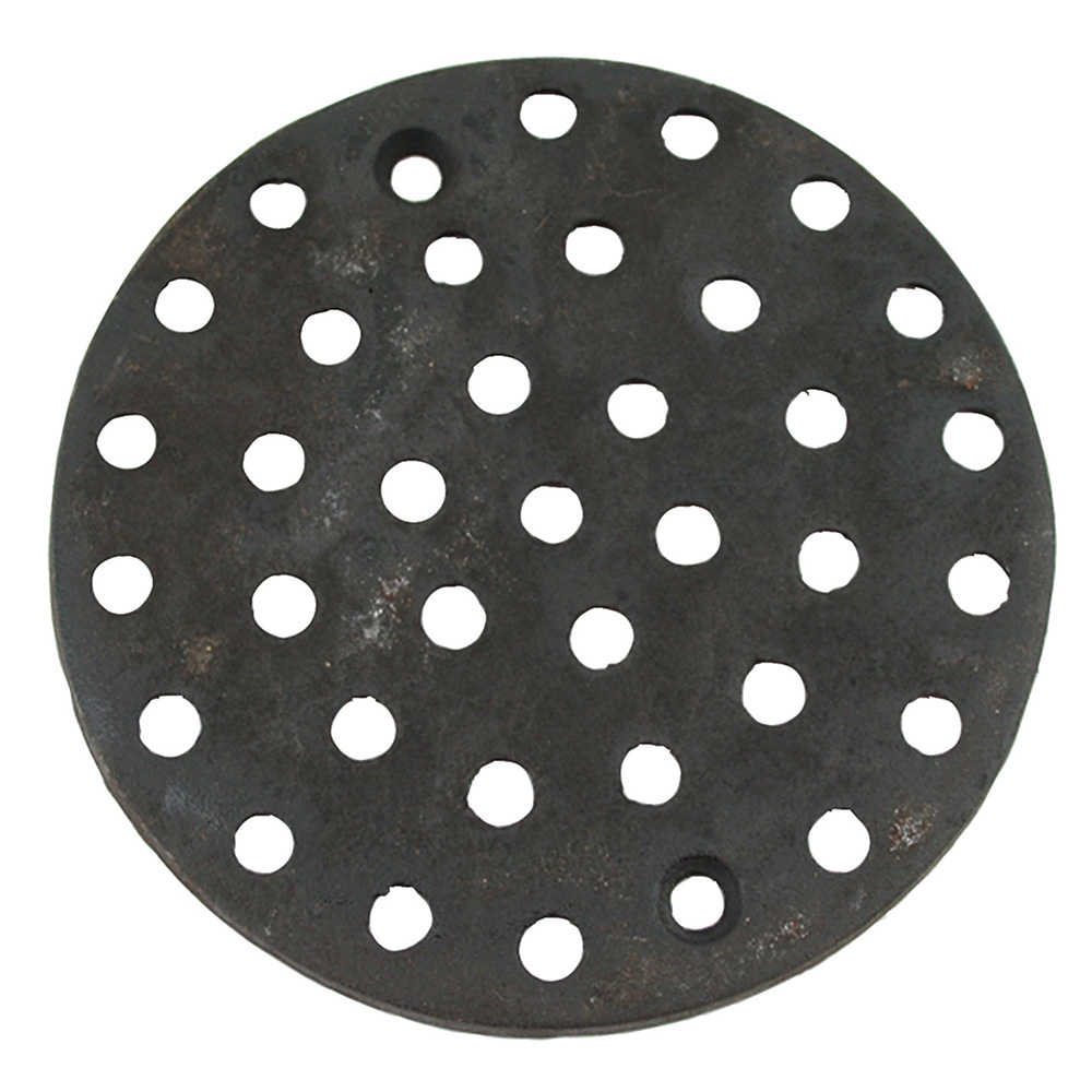 6-3/8' Cast Iron Strainer for Floor Drain With Trap,PartNo D70098 JonesStephens