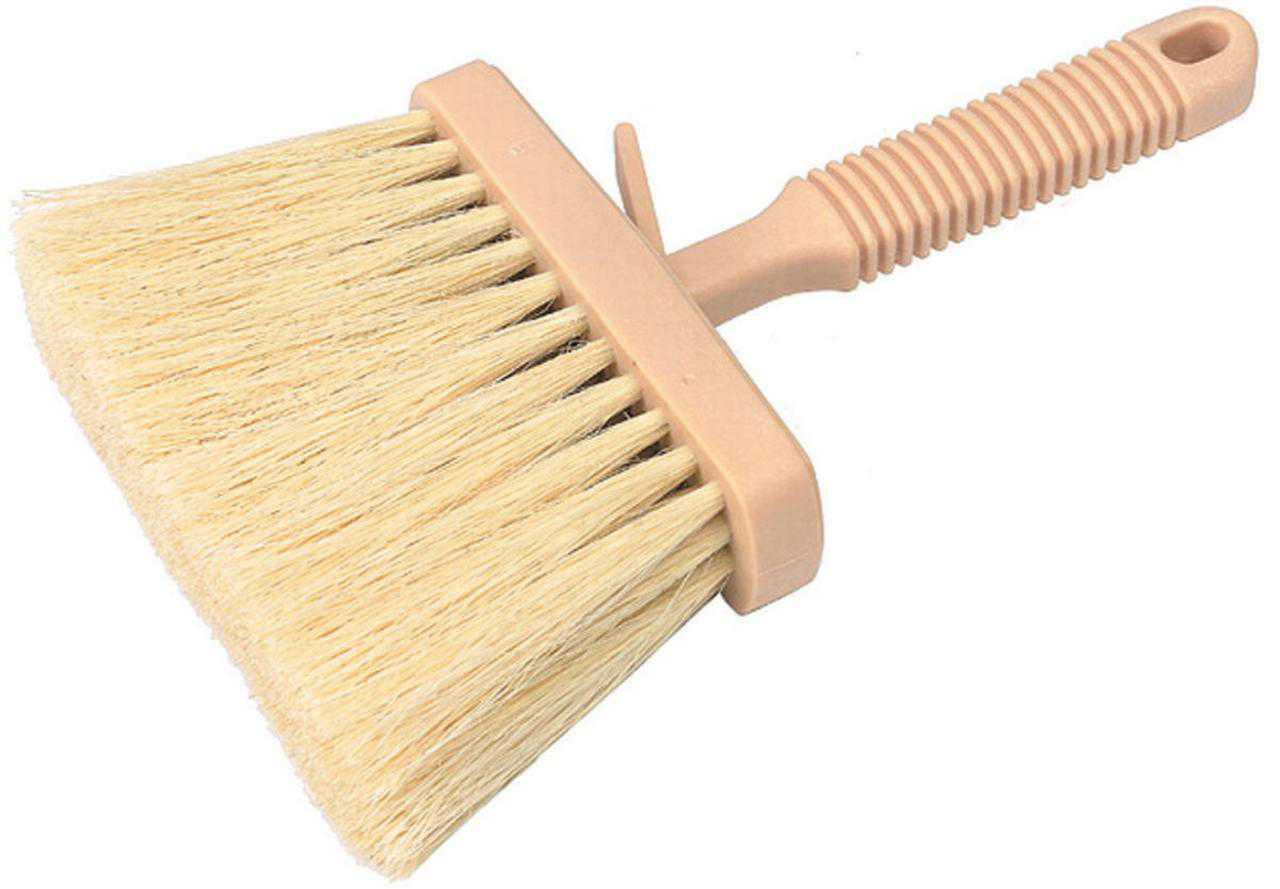 Harper 548CC Masonry Brush, Acid Resistant, Natural Tampico Bristle Trim