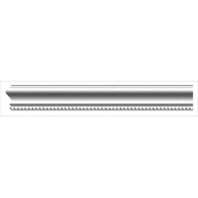 American Pro Decor 5APD10166 96 x 2.75 in. Panel Moulding