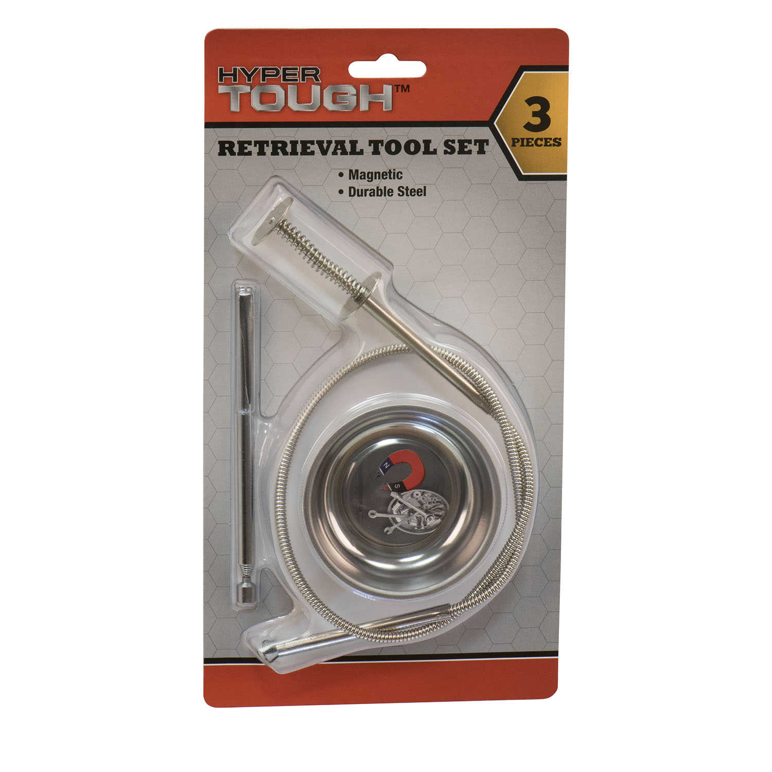 Hyper Tough Retrieval Tool Set