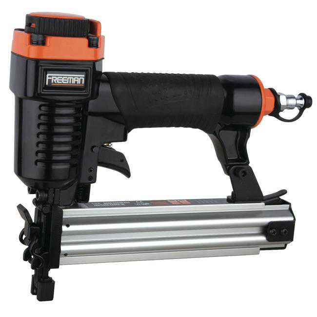 Freeman 1 '' Brad Nailer with Quick Jam Release and Depth Adjust