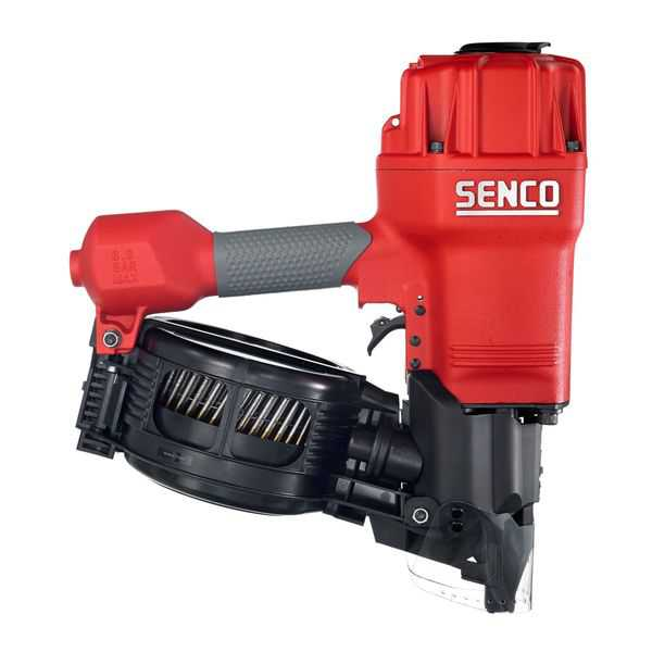 SENCO 540104N Air Framing Nailer,10-1/4 to 12-1/2 ga. G3724056