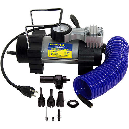 Goodyear Heavy Duty i8000 120 Volt Direct Drive Inflator