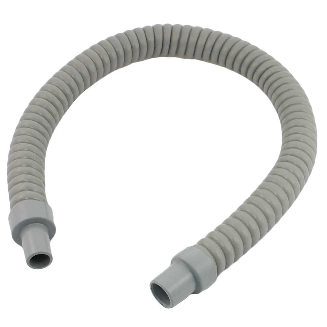 Unique Bargains 23.6' 60cm Length Gray Drain Hose Replacement for Air Conditioner