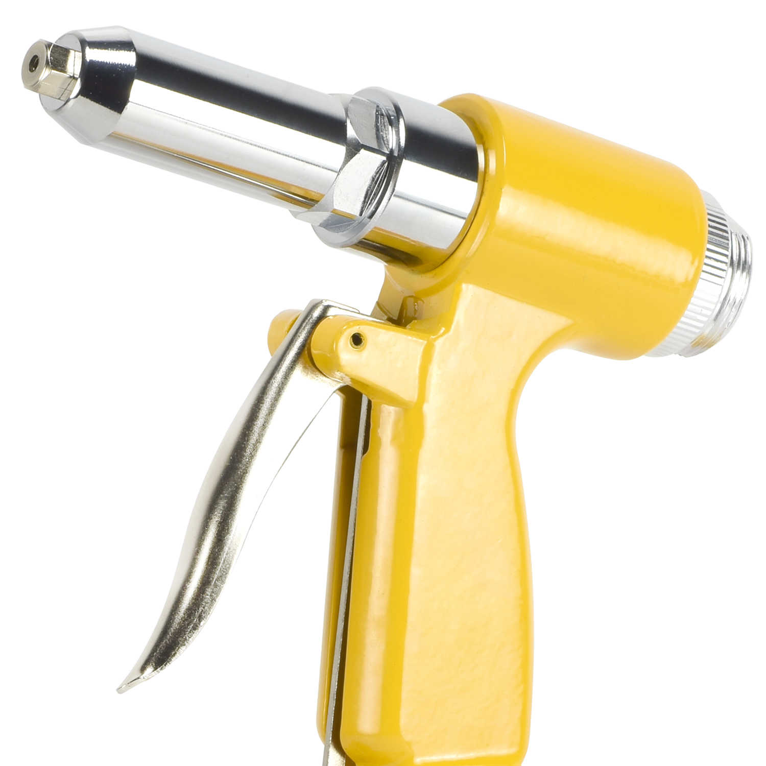 Air Rivet Gun Pop Riveter Riveting Tool With Case