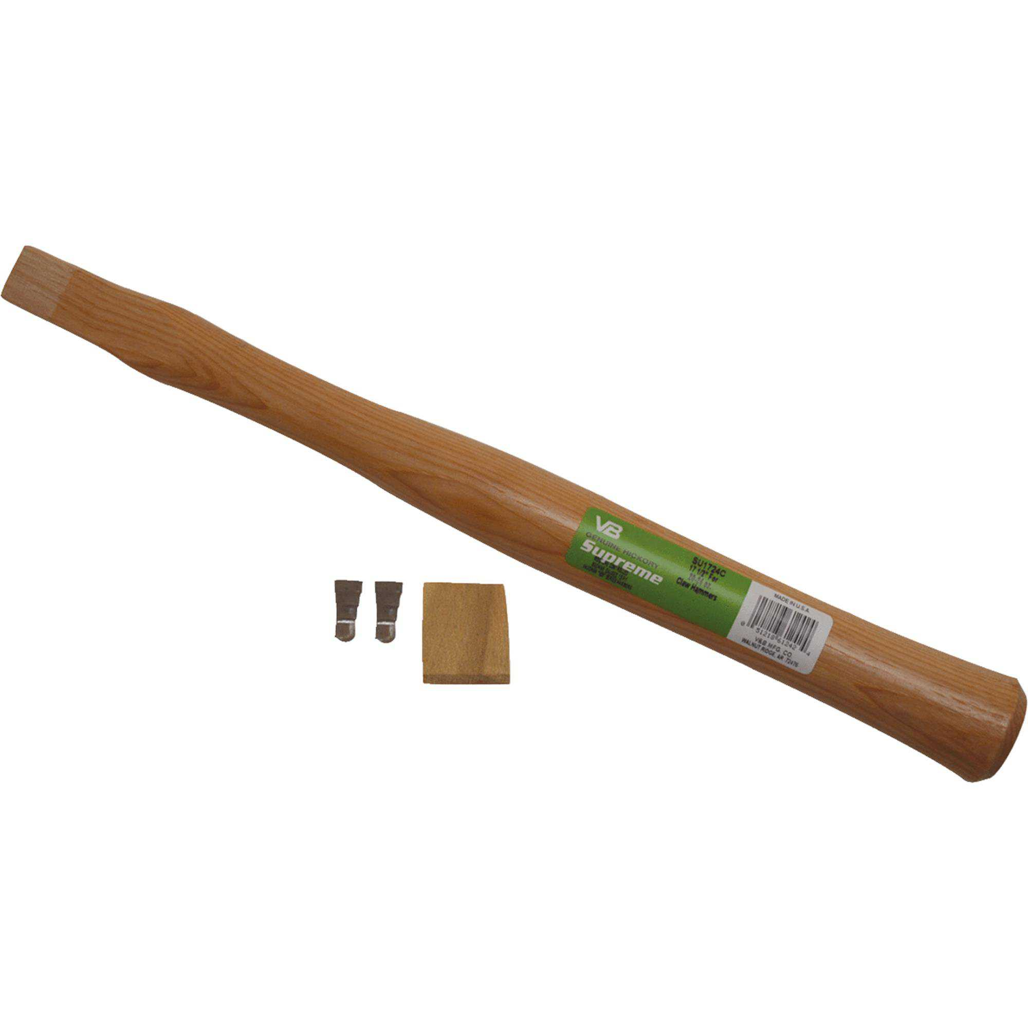 Vaughan 641-72 17.5' Wood Hatchet Replacement Handle