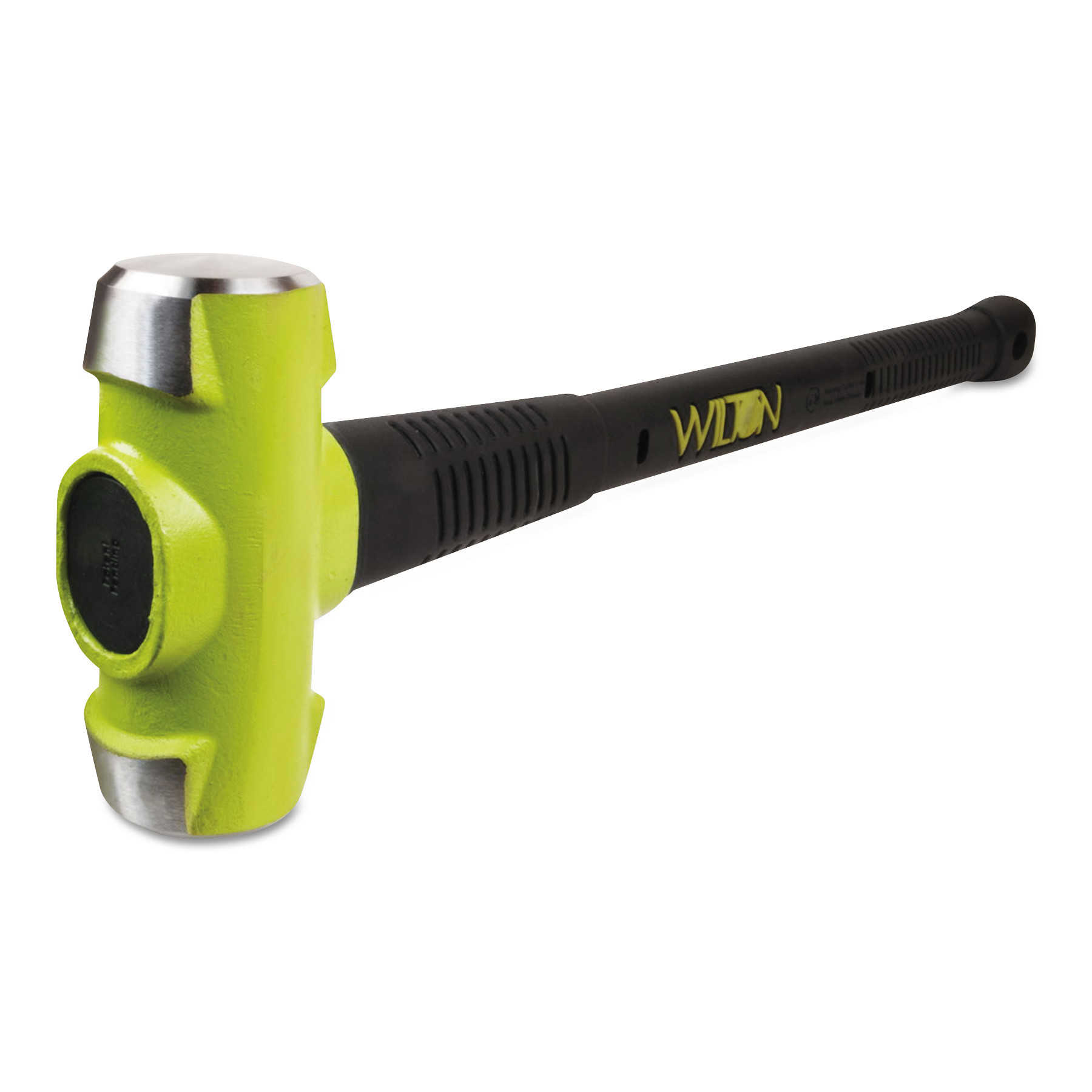 Wilton B.A.S.H Unbreakable Handle Sledge Hammer, 10 lb Head, 24 in Ergonomic Handle
