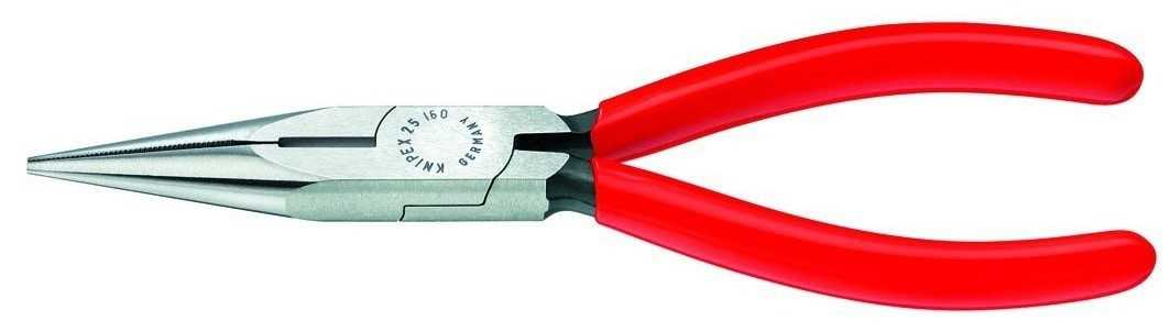 KNIPEX Tools 2501160 6 1/2' Long Nose Pliers