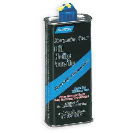 NORTON Sharpening Stone Oil,16 Oz 61463687770