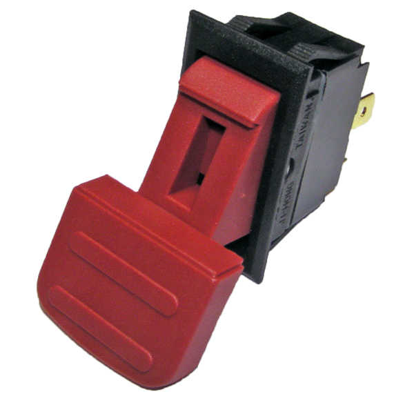 Ridgid BS14000 Band Saw Replacement Locking Switch # 826123