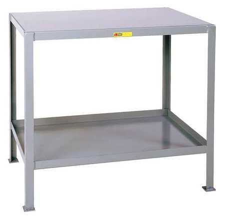 Machine Table, Gray ,Little Giant, MT3060-2