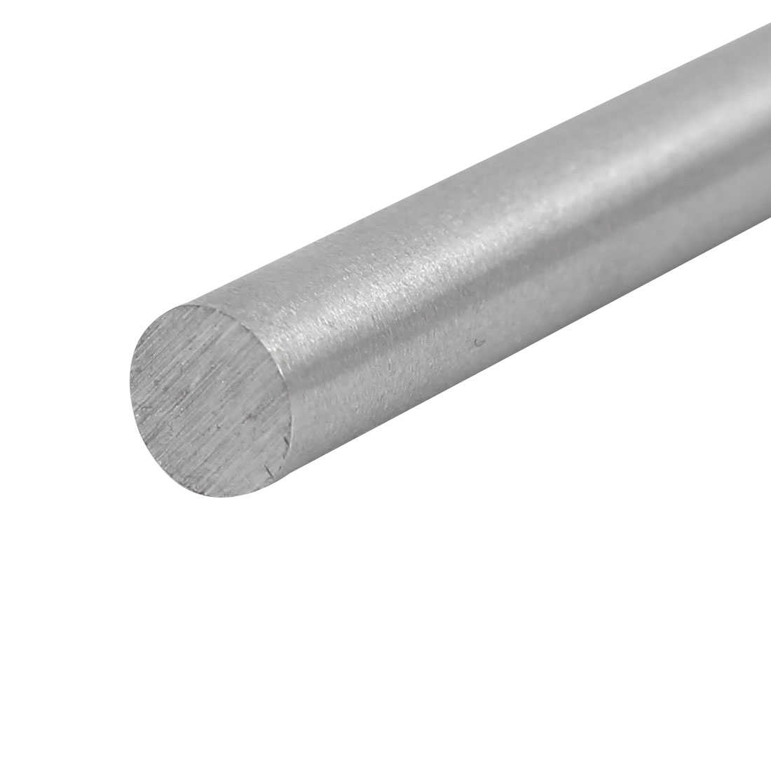 4.5mm Dia 100mm Length HSS Round Shaft Rod Bar Lathe Tools Gray 2pcs