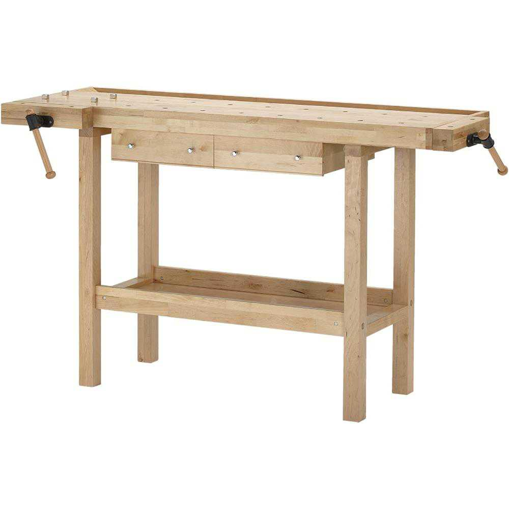 Grizzly H7723 60' Birch Workbench