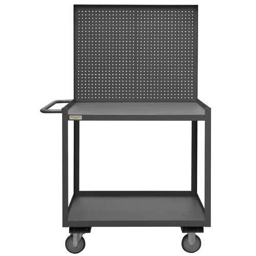 Durham Manufacturing Mobile Steel Top Workbench