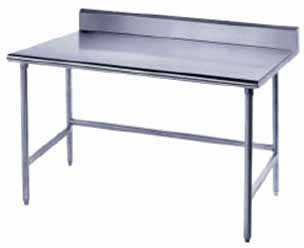 Advance Tabco Work Table 24' x 24' Wide - TKMG-242