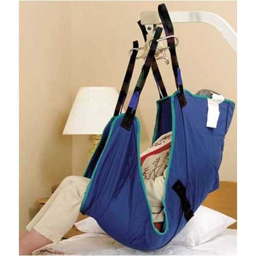 Reliant Full Body Sling 4-Point Head and Neck Support Large 450 lb Weight Capacity, 1 Count