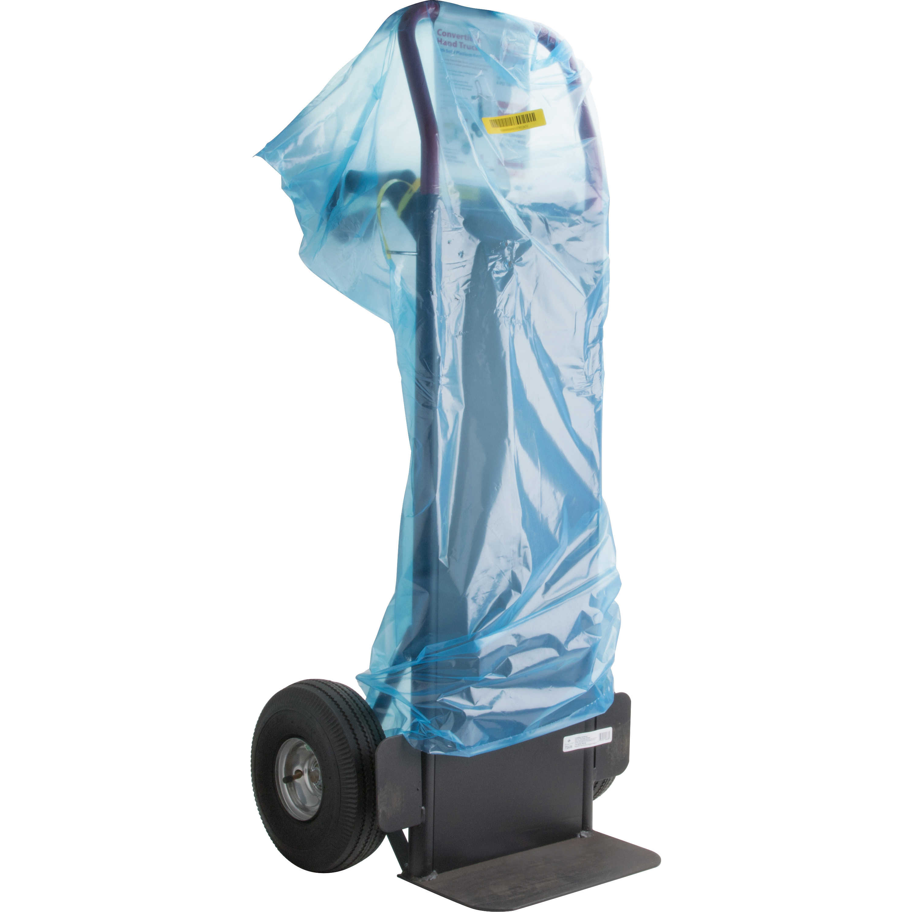Sparco Convertible Hand Truck with Deck, Gray