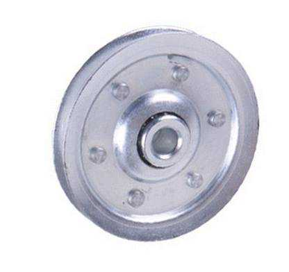 1 X 3 Inch Heavy-Duty Galvanized Steel Pulley