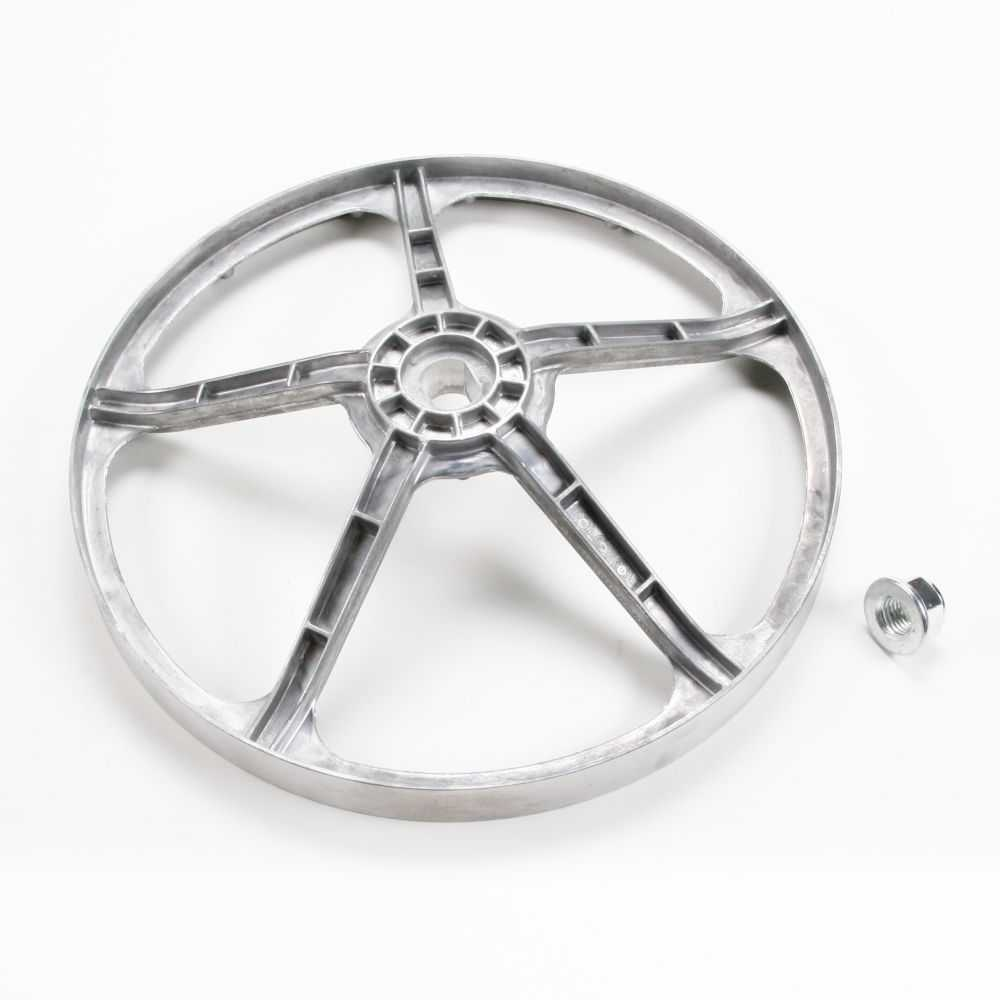 WH07X10016 GE Washer Drive Pulley Kit