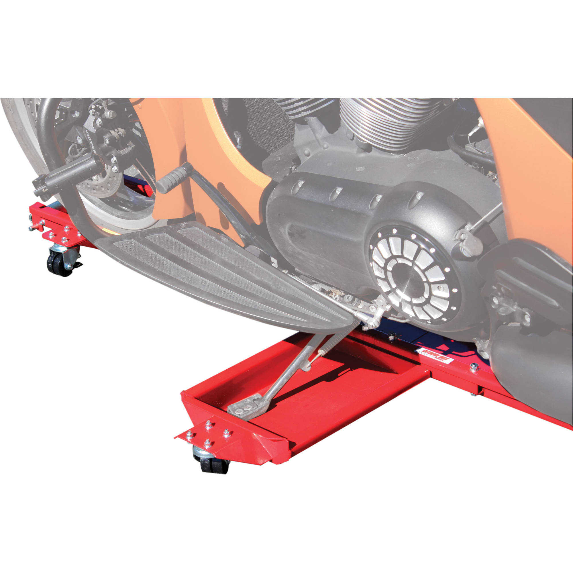 Extreme Max 5001.5077 Motorcycle Dolly 1250 lb.  Standard (76)