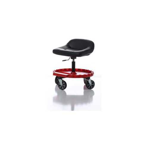 Rel Products, Inc. 2-230 Traxion Monster Seat Ii With All-terrain 5 Inch Casters